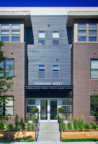 Martha Dayton Design: Parkway West