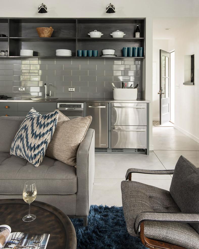 Martha Dayton Design: Kenwood Carriage House