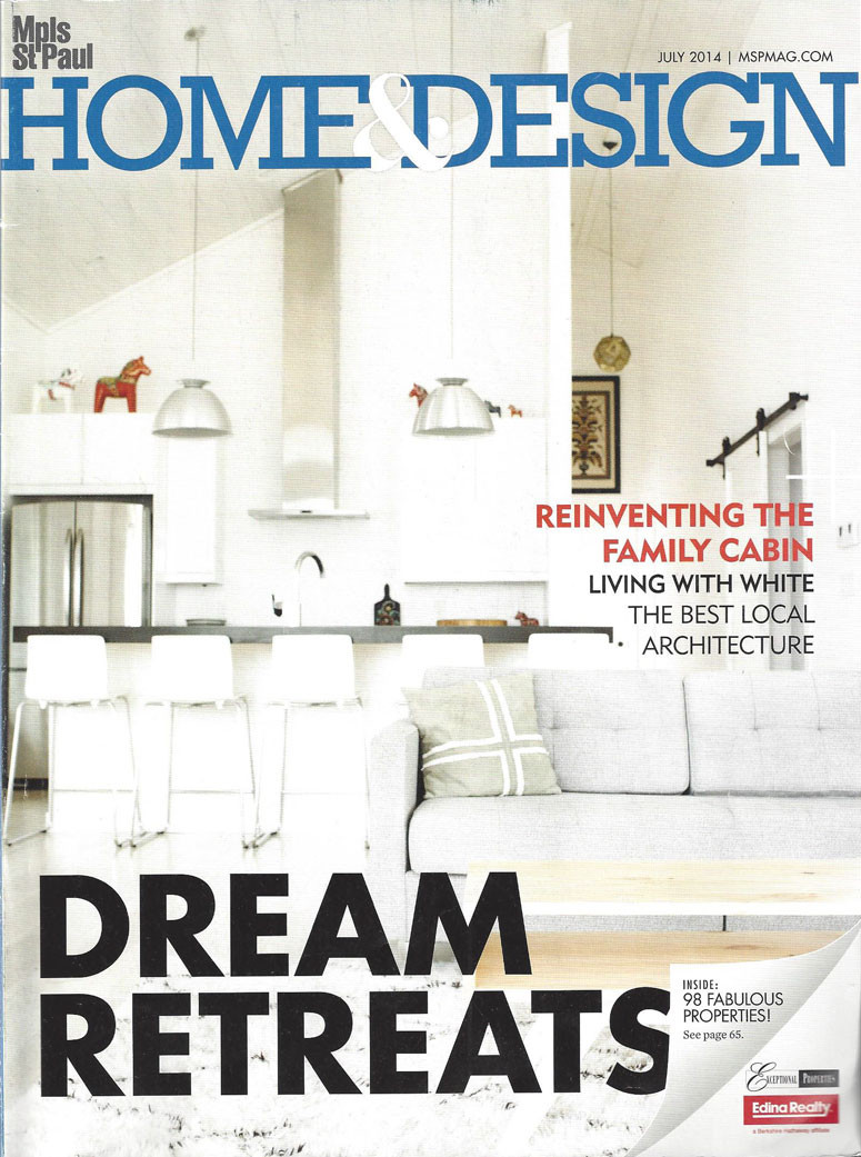 Martha Dayton Design: MSP Home & Design, July 2014