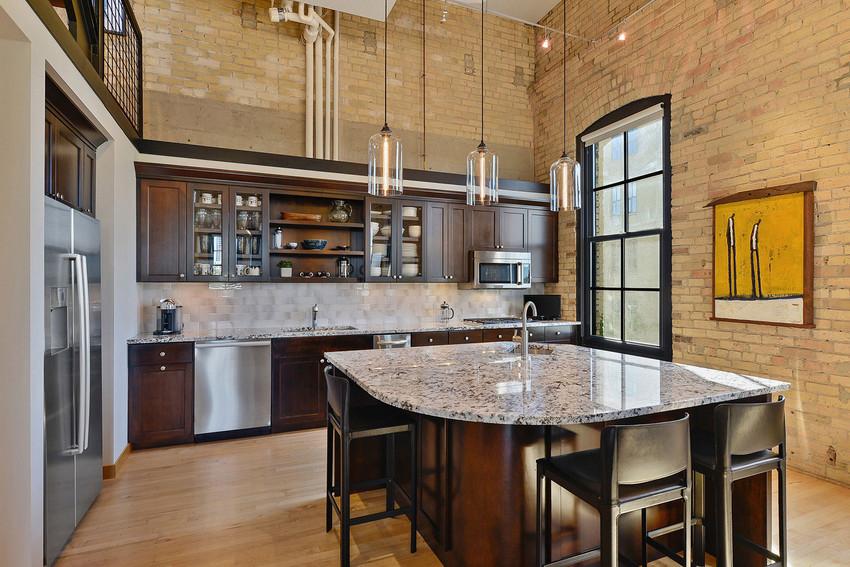 Martha Dayton Design: Mill District Loft