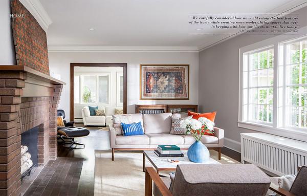 Martha Dayton Design: Lake Society Magazine, Winter 2020