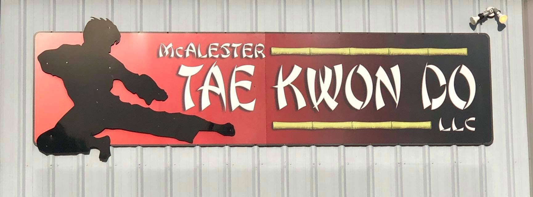 McAlester Tae Kwon Do