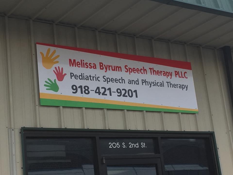 Melissa Byrum Speech Therapy PLLC