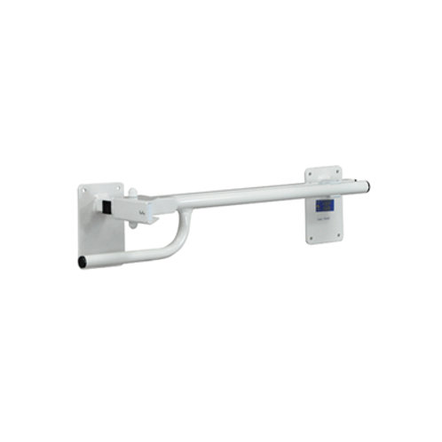 The Alvin Hinged Toilet/Bed Rail