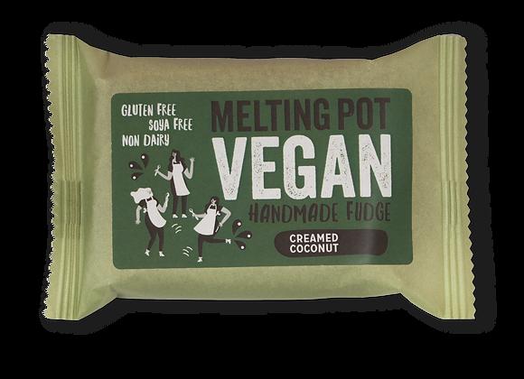 Vegan Creamed Coconut