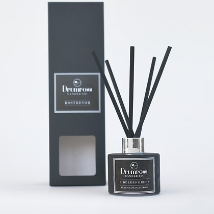 Reed Diffuser - Fiddlers Green – Lemongrass & Cedarwood