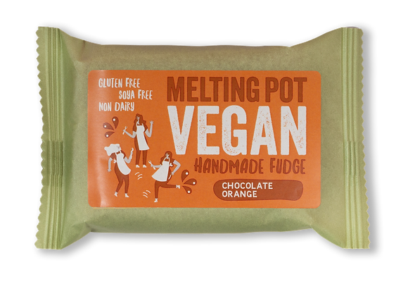Vegan Chocolate Orange