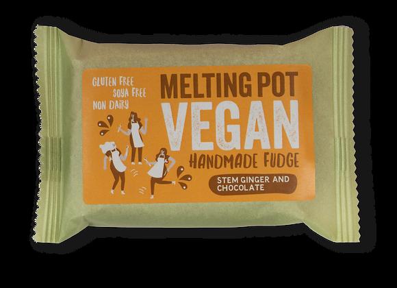 Vegan Stem Ginger & Chocolate