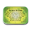 Thumbnail: IRISH BLESSINGS TIN WITH FUDGE OF YOUR CHOICE