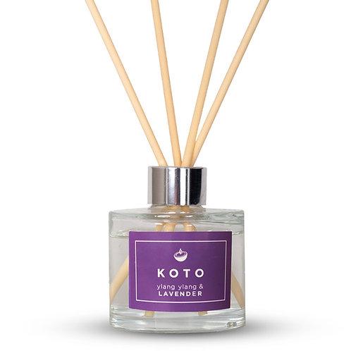 Ylang Ylang & Lavender Reed Diffuser