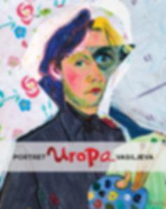 portret, autoportret, Igor Vasiljev, portret igora vasiljeva, galerija slika canvas, najbolja izlozba slika