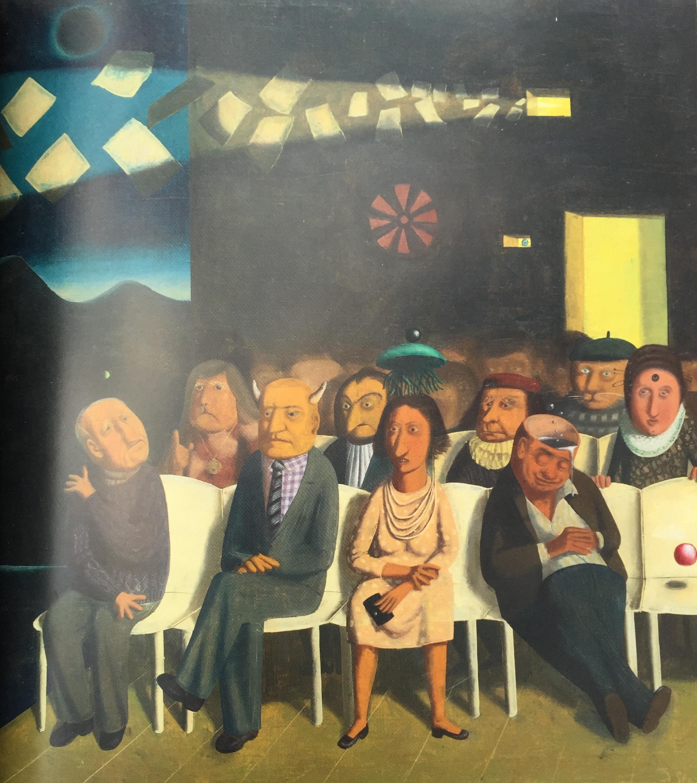 The cinema, 1976