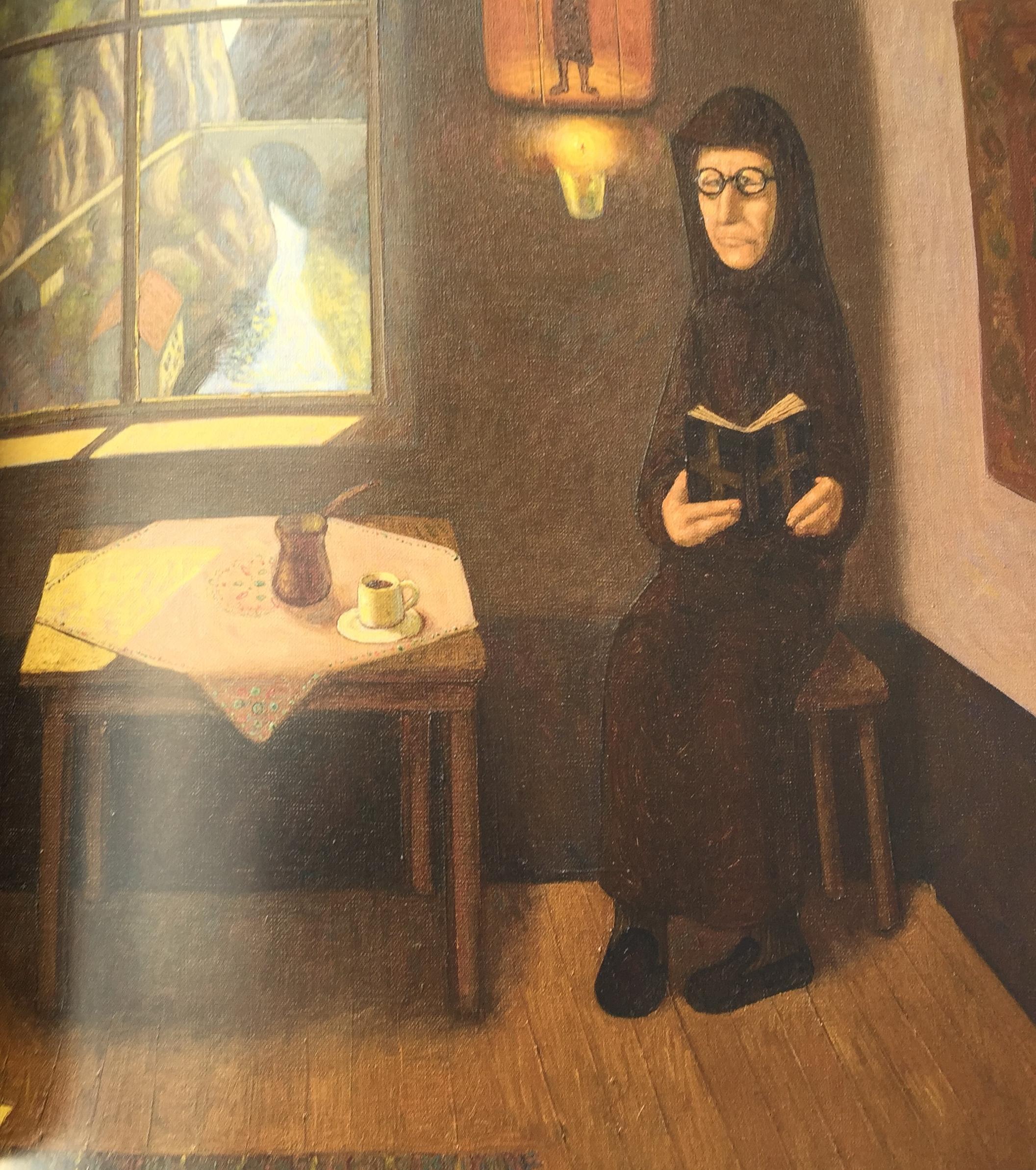 Grandmother Marija