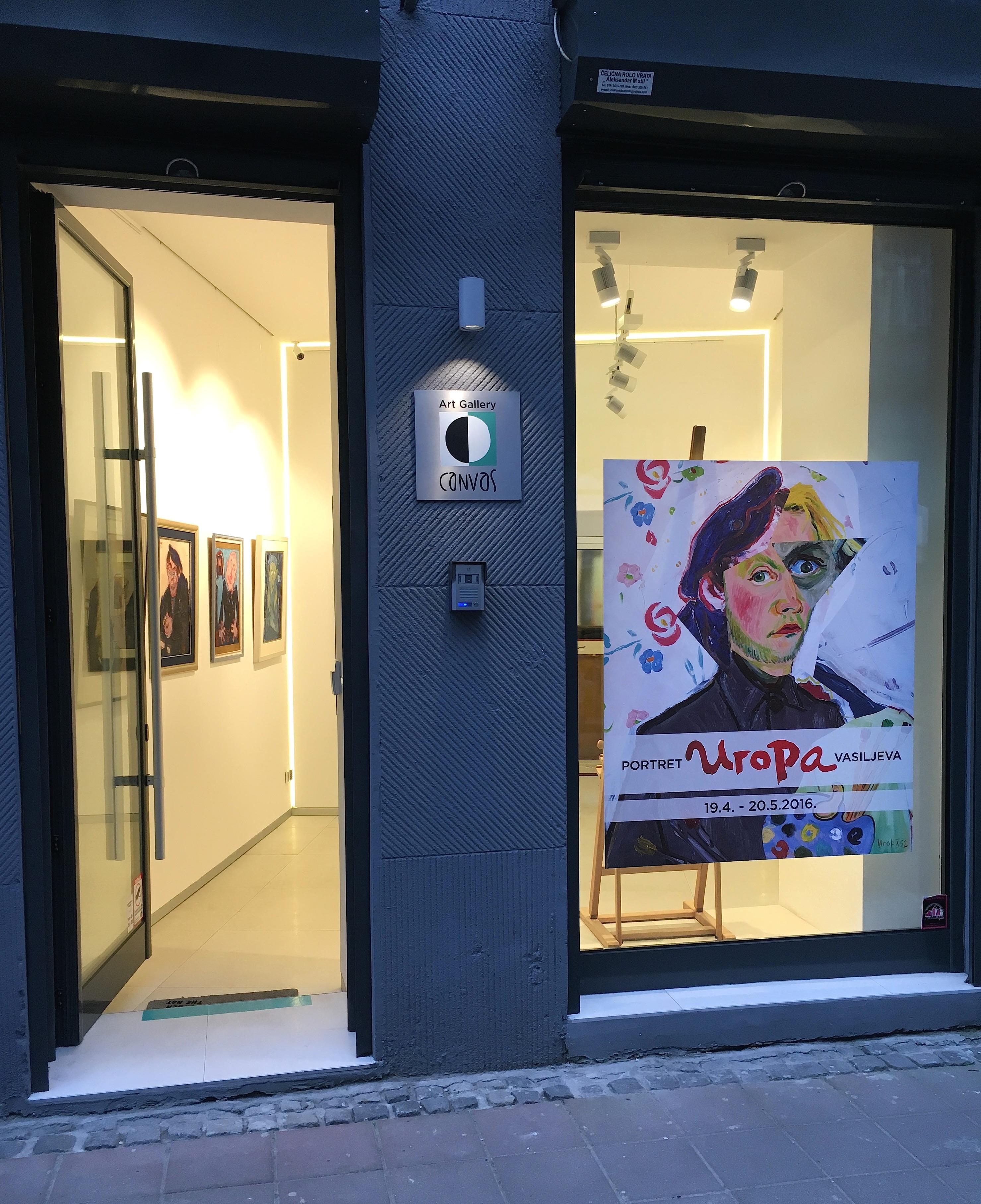 Art Gallery Canvas