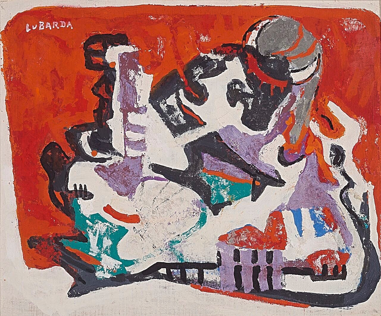 The Bull and the moon, 1952
