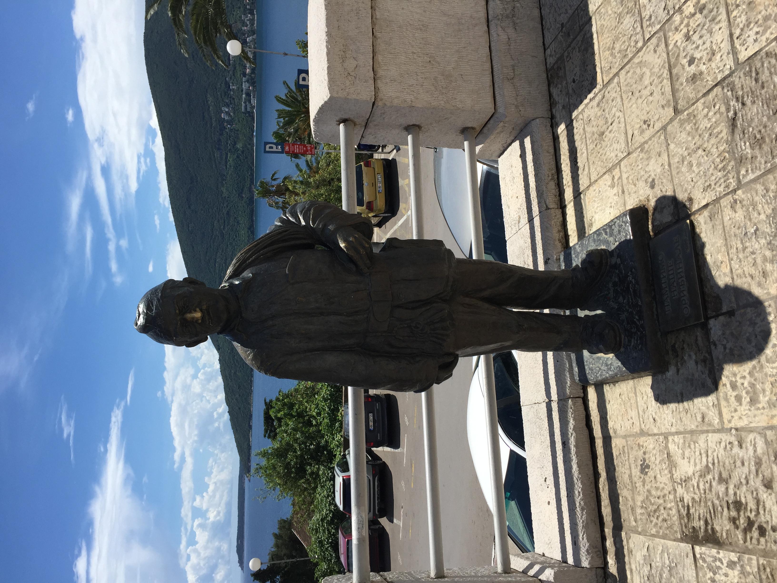 RUDI monument