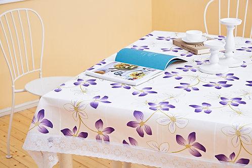 花漾正方桌巾