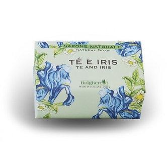 Te Iris 綠茶&鳶尾花植萃皂