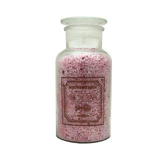 水晶玻璃瓶天然沐浴海鹽 600g