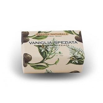 Vaniglia Speziata 香草&白麝香植萃皂