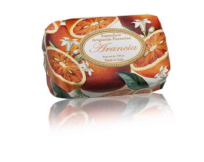 Arancia 柑橘洗顏皂