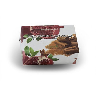 Melograno e Cannella 黑石榴&肉桂植萃皂