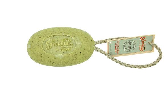 經典麻繩植粒去角質皂 220g