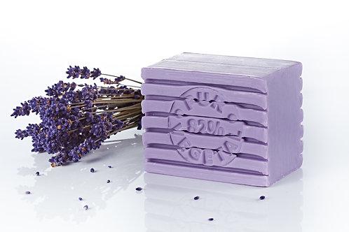 經典乳油木原生皂 - 悠然薰衣草 300g