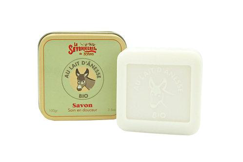 時光之驢  有機溫潤洗沐系列 - 馬賽手工皂 (盒裝)