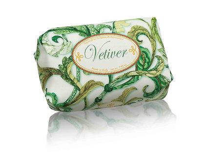 Vetiver 香根草洗顏皂