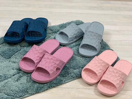 水立方抗菌防滑拖鞋