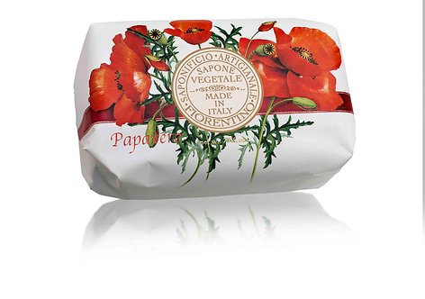 Papavero 罌粟花洗顏皂