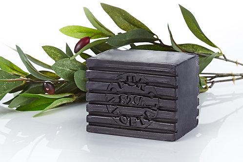經典乳油木原生皂 - 神秘黑橄欖 300g