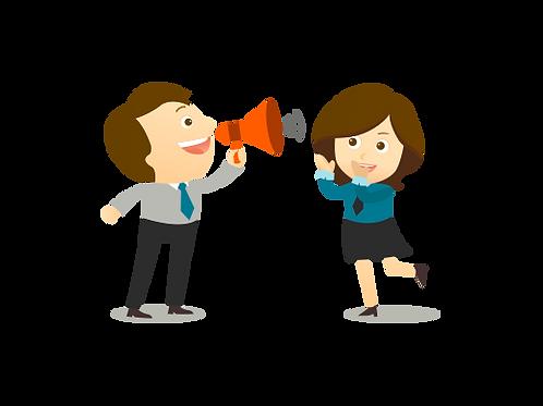 COMSA  (Communication Skills Assessment)