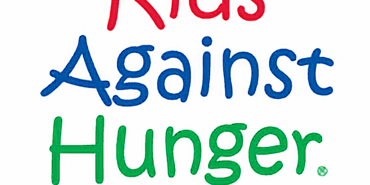 Kids Against Hunger Food Packing