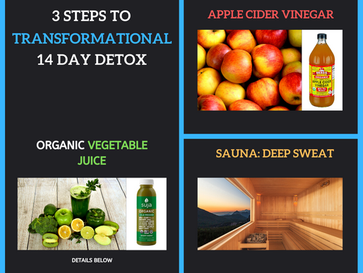 Transformational Detox And Maintaining Your Progress