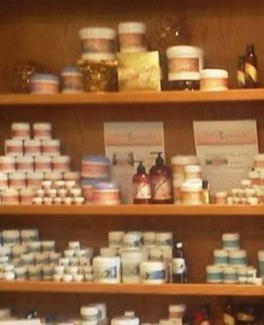 Rapha Remedy shea butter topical skin cream