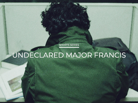 Calgary Film - Undeclared Major Francis