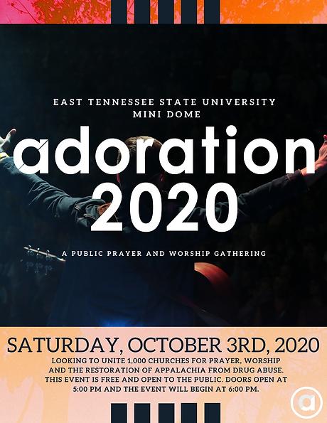 a public prayer and worship gathering (1