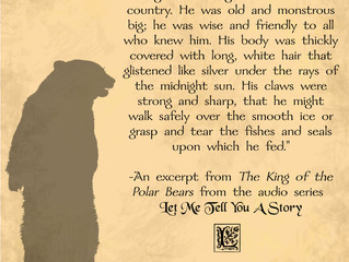 Episode 007: The King of the Polar Bears