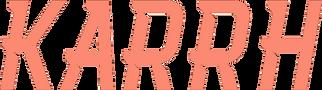 Karrh text website.png
