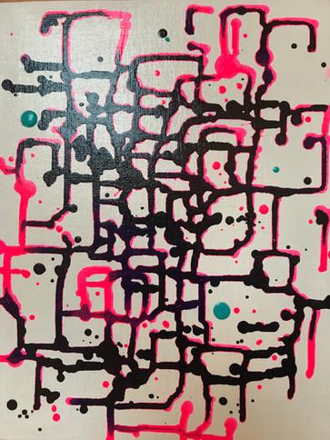 Painting 50 (8x10) Acrylic _Pipes.JPG