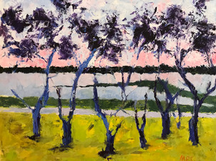Painting 58 (16x20) Oil _Awesome Oaks_.JPG