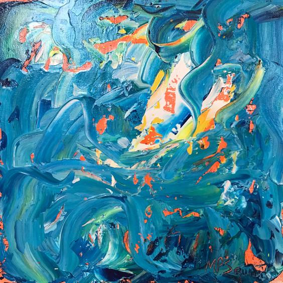 Painting 41 (12x12) Acrylic _Ocean Explosion_.jpg