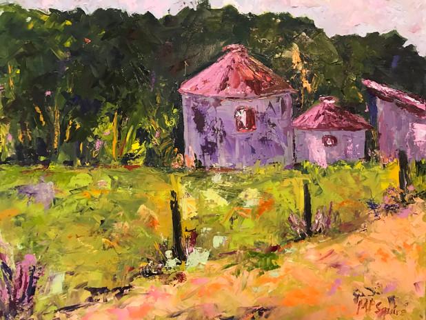 Painting 56 (16x20) Oil _Low Ground Road_.JPG