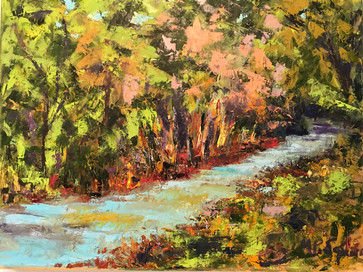 Painting 62 (16x20) Oil _Nimrod Creek_ 2017.JPG