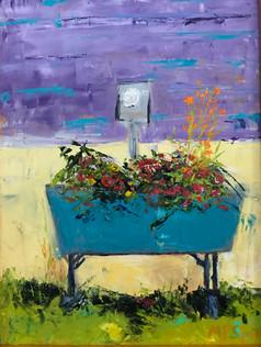 Painting 38 (17x21 framed) Oil _wash tub_.JPG