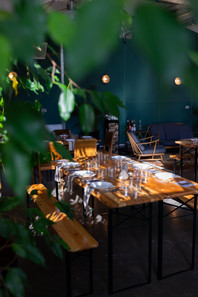 Our London 'Dinner at Ours' series