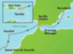 Norwegian EPIC - Espagne - Portugal - Iles Canaries - Caraïbes