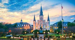 Séjour en Nouvelle-Orléans
